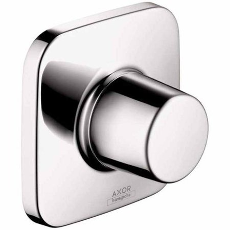 Hansgrohe Axor 19971001 Bouroullec Volume Control Trim, Less Valve, Chrome