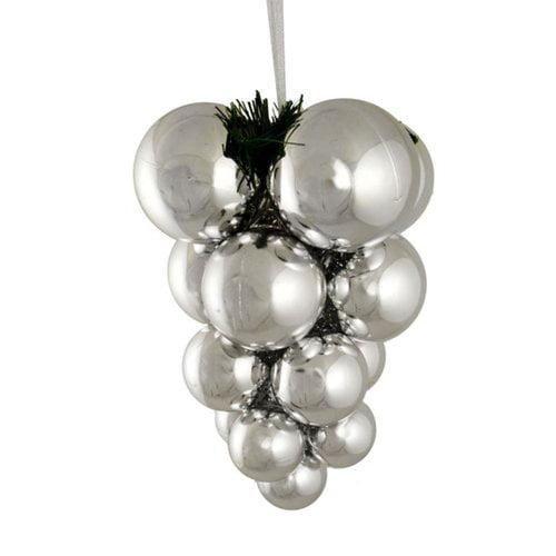 Northlight Seasonal Shatterproof Christmas Ball Ornament Grape Cluster Decoration Walmart Com Walmart Com