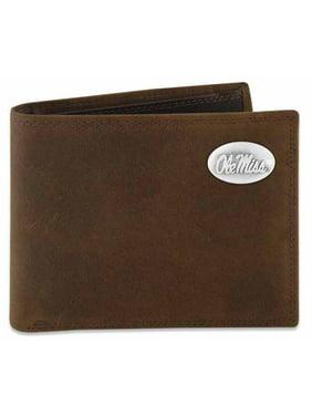 Mississippi Crazyhorse Leather Passcase Wallet
