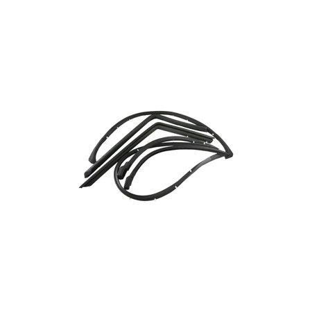 Eckler's Premier  Products 25-106461 - Corvette Hardtop Weatherstrip Kit