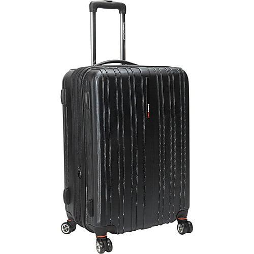 Traveler's Choice Tasmania 25'' Hardshell Expandable Spinner Suitcase
