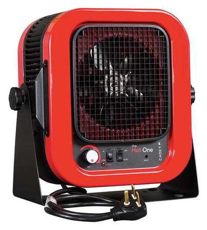 CADET RCP502S Electric Garage Heater, 5.0kW, 240V