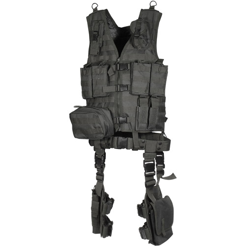 Leapers UTG Ultimate Tactical Gear Modular 10-Piece Kit