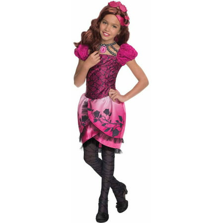 Ever After High Briar Beauty Girls' Child Halloween Costume (Best Group Costumes Ever)