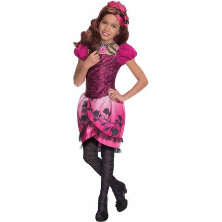Ever After High Briar Beauty Girls' Child Halloween Costume - Best Dog Costumes Ever