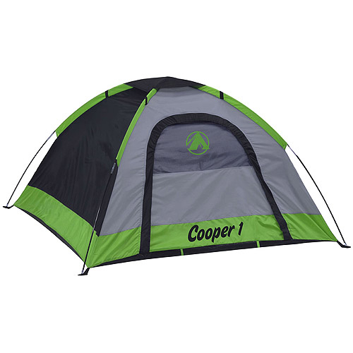 GigaTent Cooper 1 5' x 5' Dome Tent, Sleeps 1 -2