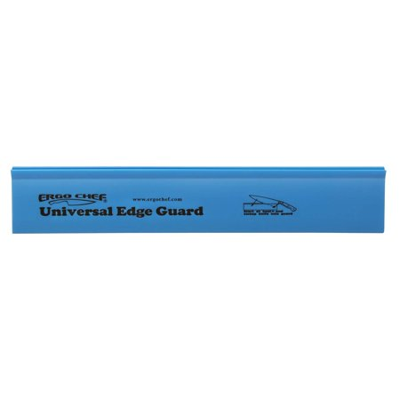 Knife Edge guard 8 inch x 1.5 inch Knife Protector Blade Guard (Blue) by Ergo Chef Chef Select Ergo Silicone