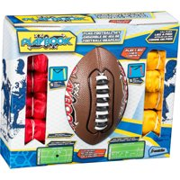 Franklin Sports Flag Football Set - Full Youth Flag Football Set - Includes Ball and 2 Flag Sets of 5