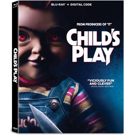 Child's Play (2019) (Blu-ray + Digital Copy)