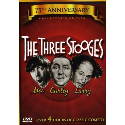 The Three Stooges: 75th Anniversary Collection