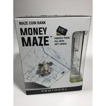 Protocol money maze coin bank for Maze coin bank