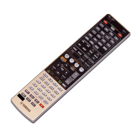 OEM Yamaha Remote Control Originally Shipped With: HTR6063, HTR-6063, RXA700, RX-A700, RXV667, RX-V667