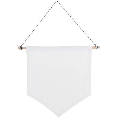 KABOER Canvas Banners Enamel Pin Wall Display Banners Wall