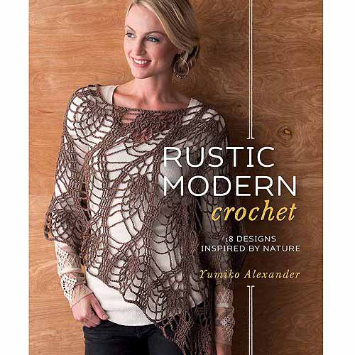 Interweave Press, Rustic Modern Crochet