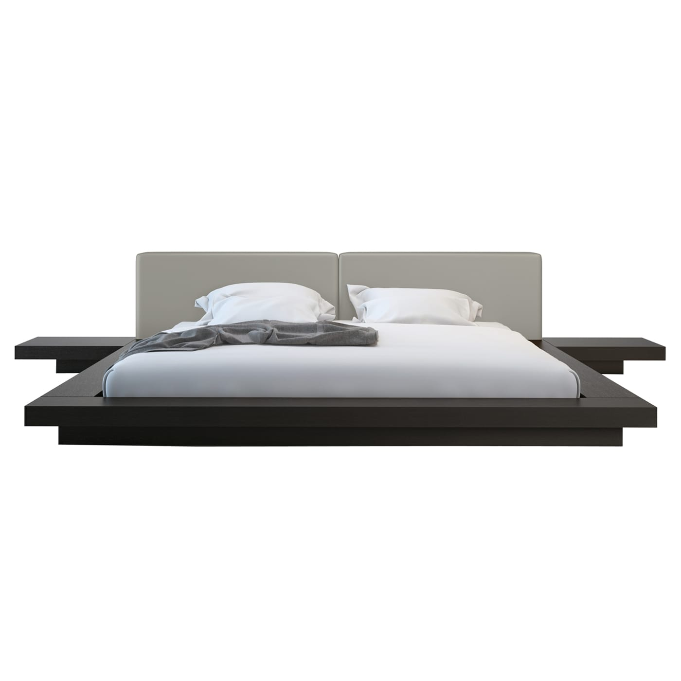 Modloft Furniture HB39A Worth Bed
