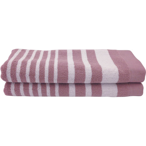 Better Homes And Gardens Oversized 2 Piece Bath Towel