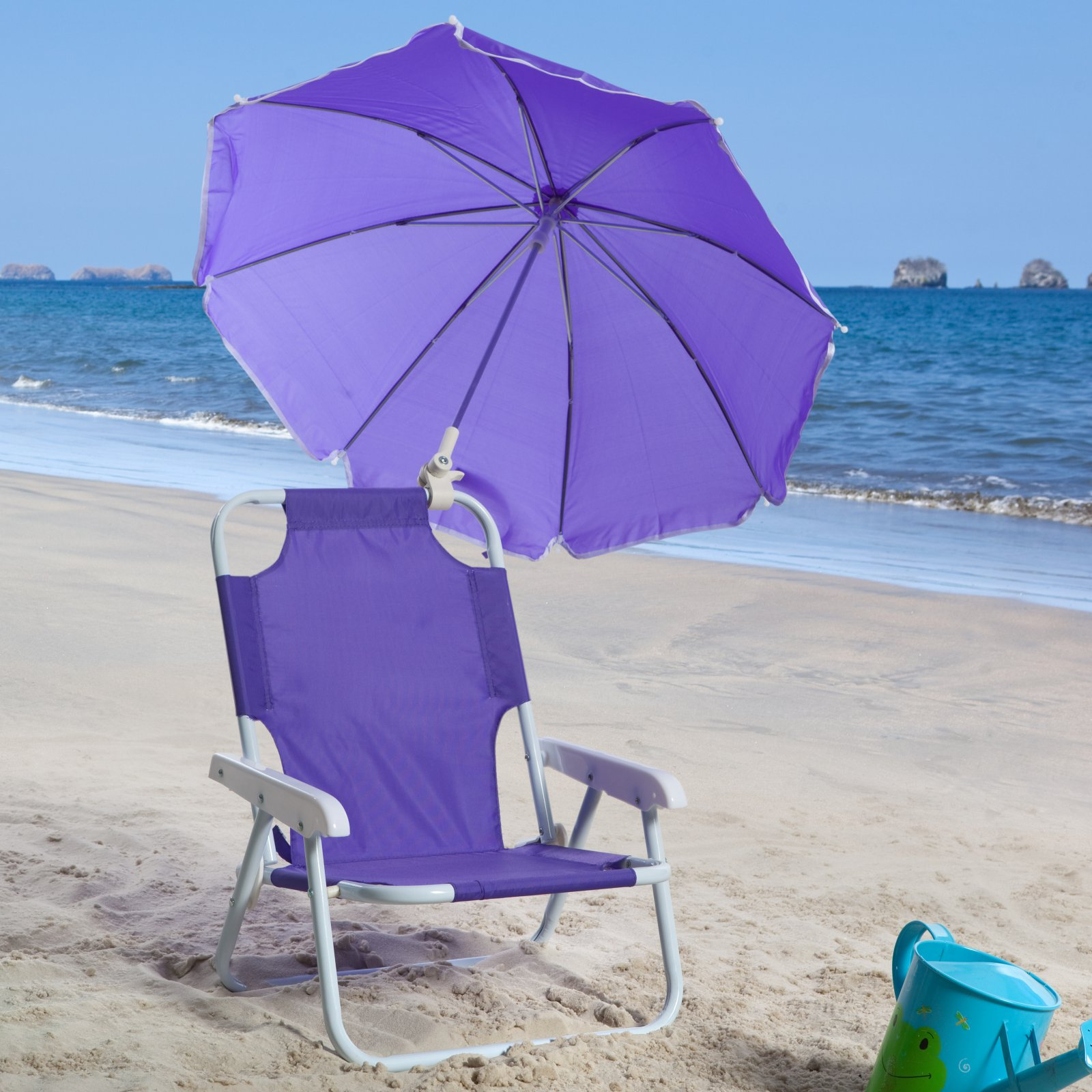 Kids Beach Chair & Umbrella Walmart
