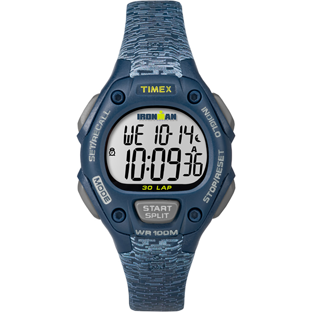 TIMEX CLASSIC 30 MS BLUE WATCH by Timex