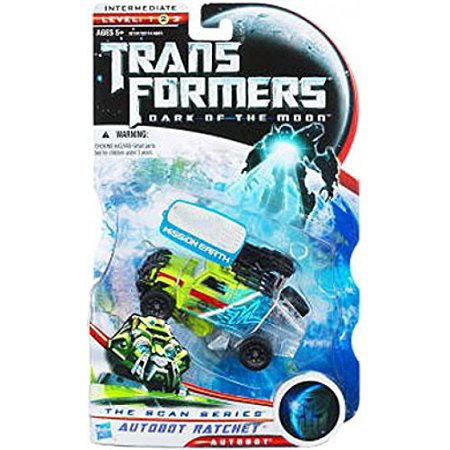 Hasbro Transformers Dark of the Moon The Scan Series Autobot Ratchet Deluxe Action Figure - image 1 of 1