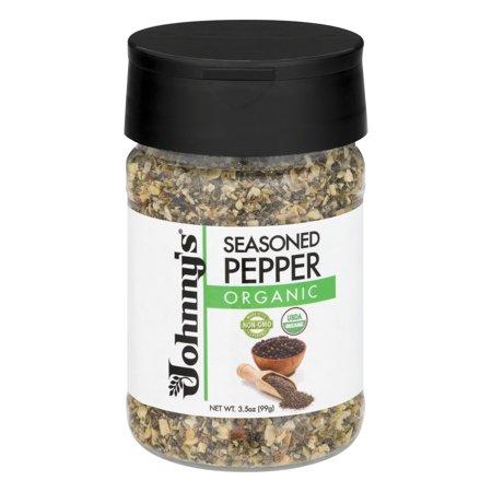 Johnnys Organic Garlic Salt  7 5 Oz