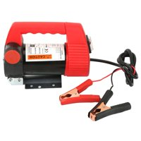 FAGINEY Car Oil Diesel Suction Extractor Transfer Pump 12V 175W,Oil Transfer Pump, Car Oil Extractor Pump