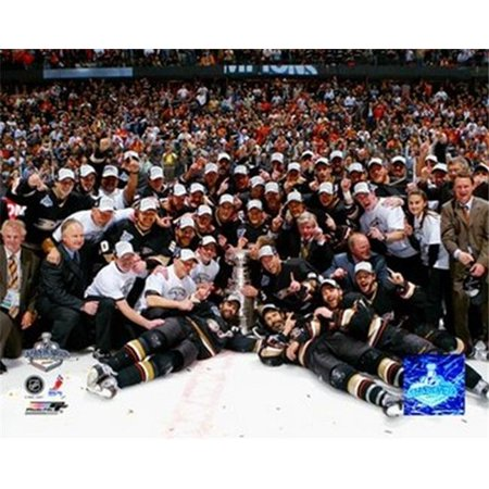 10 Photo Ducks (Photofile PFSAAIK03301 2007 - Ducks Stanley Cup Celebration On Ice Sports Photo - 10 x 8)