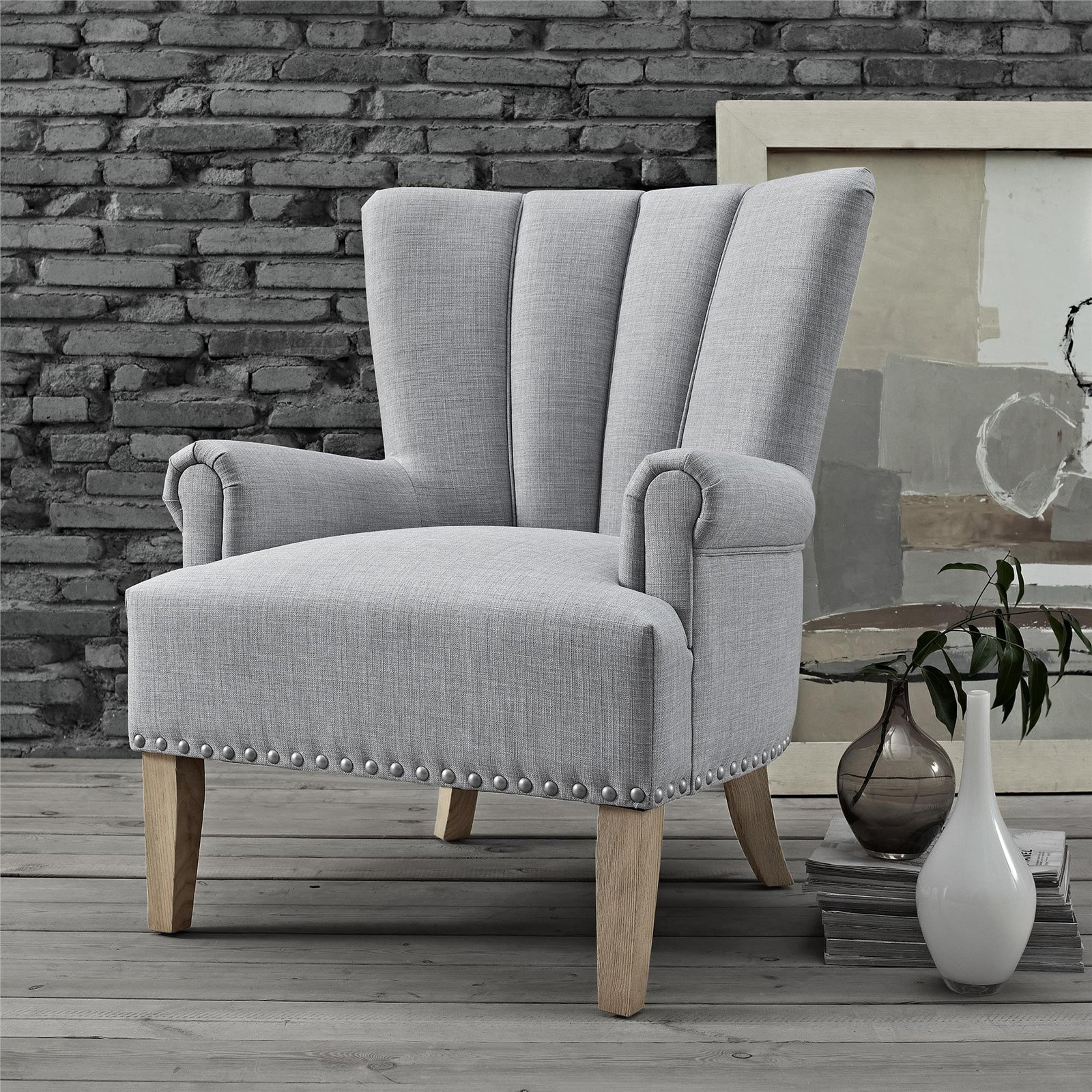 Better Homes and Gardens Accent Chair, Multiple Colors