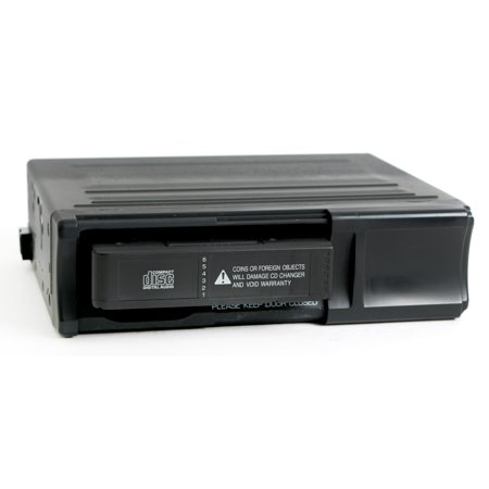 Ford 99-07 6 Disc CD Changer w Magazine Cartridge - 1F1F-18C830-AA Taurus Sable - -