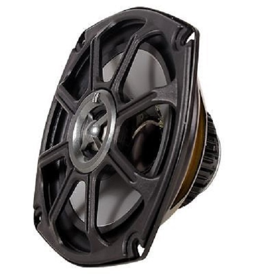 Kicker 10PS52504 5.25-inch PowerSports Weatherproof Coaxial Speakers, 4-Ohm