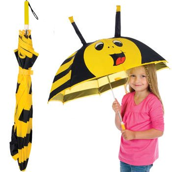 Umbrella for Kids (Bee)](Novelty Umbrella)