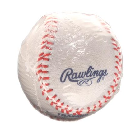 Rawlings Soft-Core Fabric-Cover Training Baseball