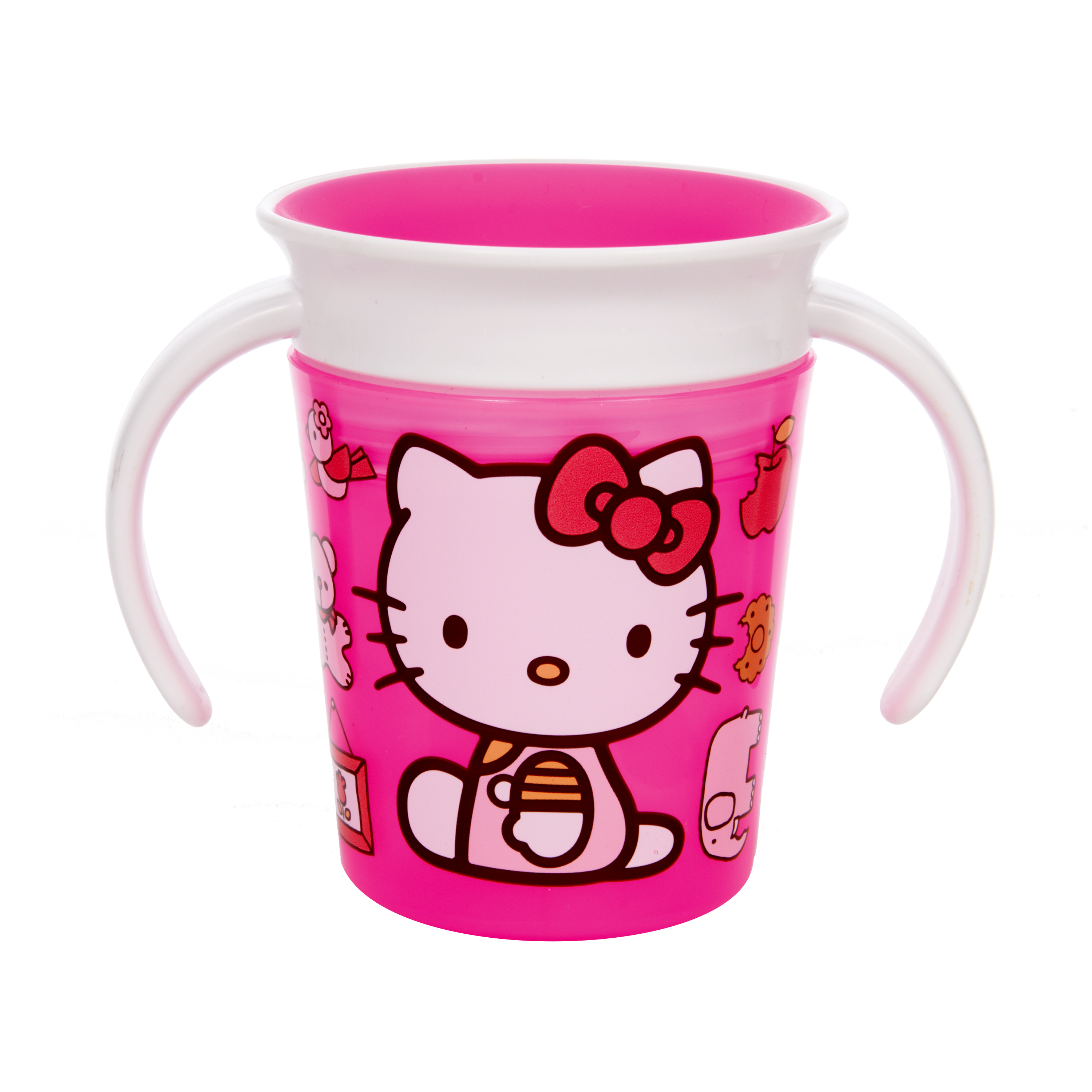 Munchkin Miracle 360 Spoutless Sippy Cup - Hello Kitty