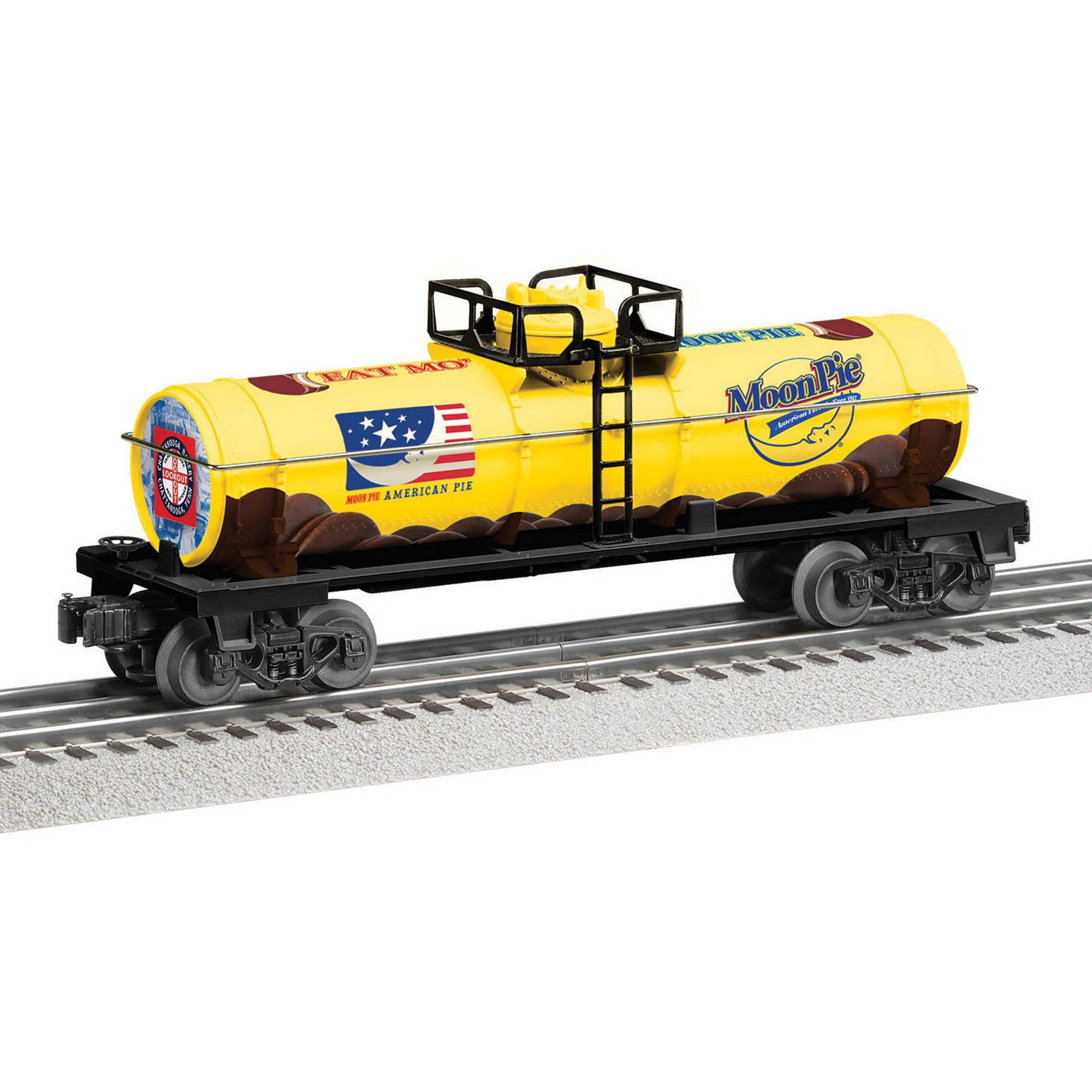 Lionel Trains Moon Pie Tank Car