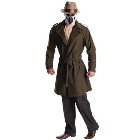 Watchmen Rorschach Costume (Adult Deluxe Rorschach Costume Rubies)