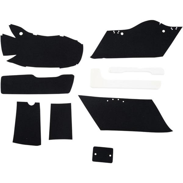 BKRider Black Lining Kit for Harly '14 FLHR FLHTCU FLHX F...