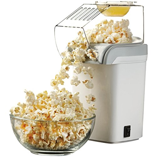 Brentwood BTWPC486WM Brentwood PC-486W Hot Air Popcorn Maker by Brentwood