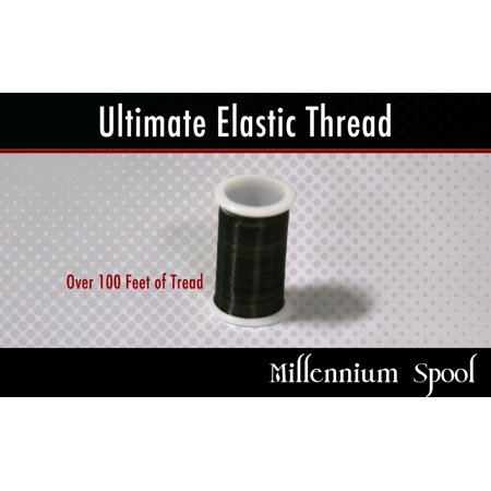 - Rock Ridge Magic Ultimate Invisible Elastic Thread Spool - 100'+