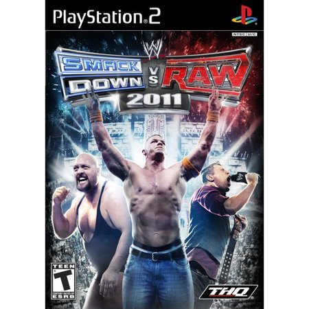WWE Smackdown vs Raw 2011 (PS2) (Ps2 Smackdown Vs Raw 2011 Cheat Codes)