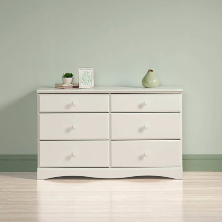 Sauder Storybook 6-Drawer Dresser, Multiple