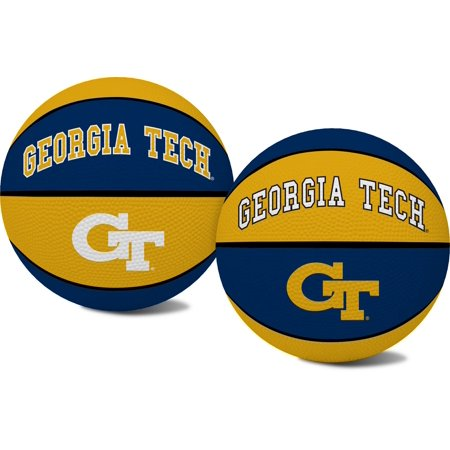 Rawlings Georgia Tech Yellow Jackets Alley Oop Youth-Sized Basketball ()