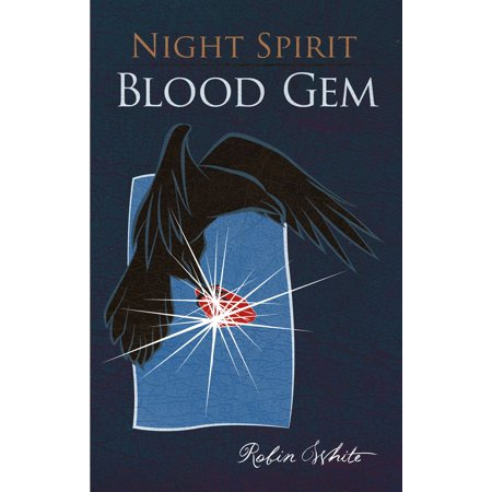 Night Spirit: Blood Gem - eBook Gemstones Spirit Stone