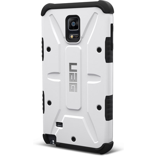 Urban Armor Gear Case for Samsung Galaxy Note 4 with Screen Protector