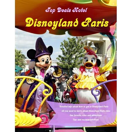 Disneyland Paris Travel Guide - eBook (Best Paris Travel Deals)