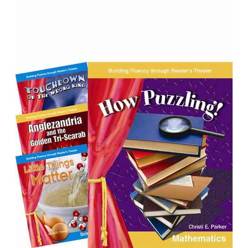 Math and Science Grades 5-6 - 4 Titles