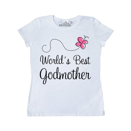 Worlds Best Godmother Women's T-Shirt](Best Custumes)