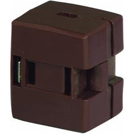 Polarized Click-On Cord End In-Line Outlet, PartNo BP2607B-SP, by Cooper Wiring (Electric Outlet Wiring)