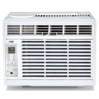 Arctic King 5000 BTU Window Air Conditioner with Remote Control for Small Rooms, WWK05CR01N