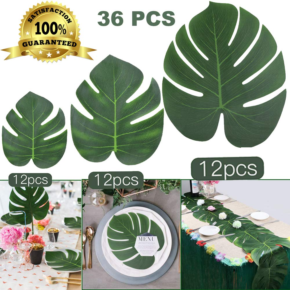 Coolmade 36pcs Tropical Palm Leaves Plant Imitation Artificial Leaf Hawaiian Luau Party Jungle Beach Theme Bbq Birthday Party Table Decorations 12 Small 12 Middle 12 Large 3 Sizes Walmart Com Walmart Com It is very much a work in. coolmade 36pcs tropical palm leaves plant imitation artificial leaf hawaiian luau party jungle beach theme bbq birthday party table decorations 12