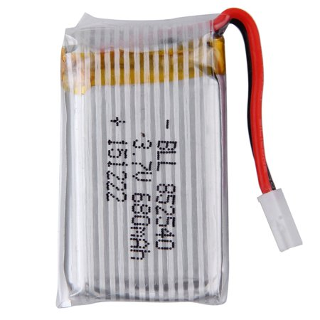 3.7V 680Mah Rechargeable Li-Po Rc Battery For Syma X5C X5C-1 X5 Helicopter Remote Control Toys Parts & Accessories