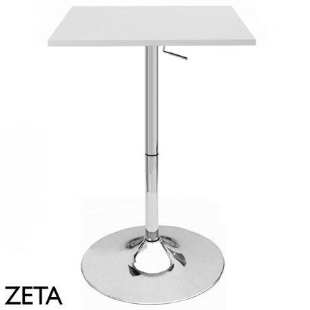 Vandue Corporation Zeta Adjustable Height Pub Table